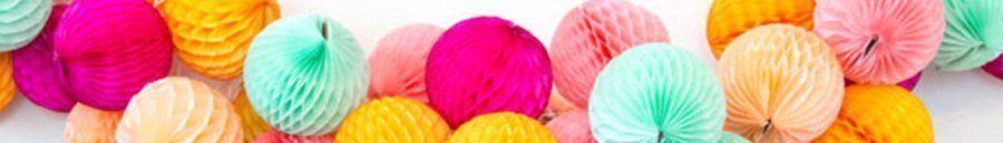 Boules alvéolés / honeycombs