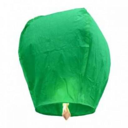 Lanterne Volante Verte