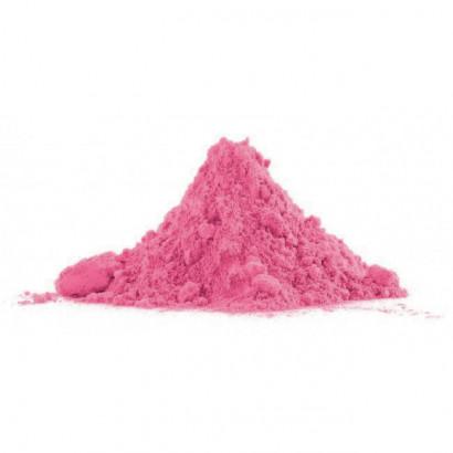 Holi poudre coloré rose