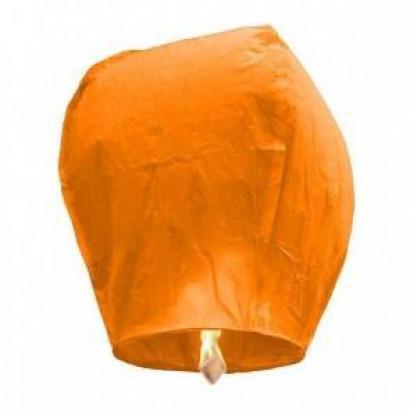 Lanterne Volante Orange