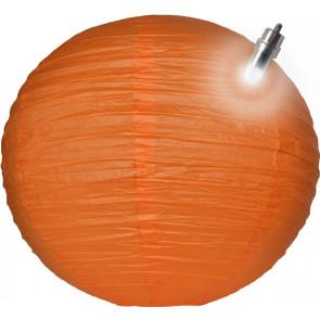 Lampion / boule papier 30cm blanc