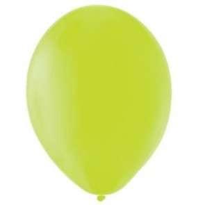100pcs – Ballons en latex- Vert Pistache