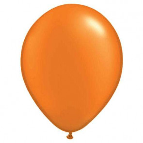 100pcs – Ballons en Latex – Orange