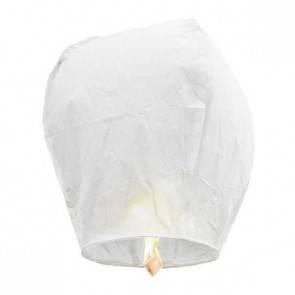 Lanterne Volante Blanche