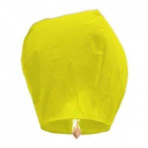 Lanterne Volante Jaune