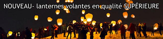 Lanterne Volante à Partir De 0 88 Lanternes Volantes